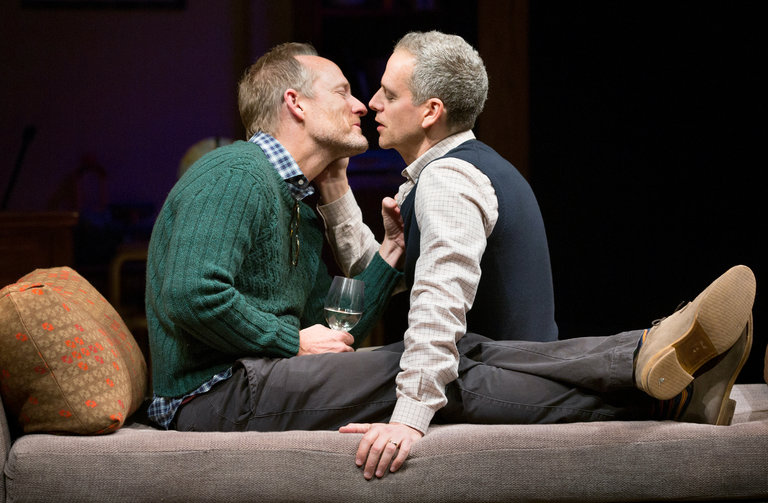 Theater. Equality, Then What? New Plays Explore Modern Gay Life