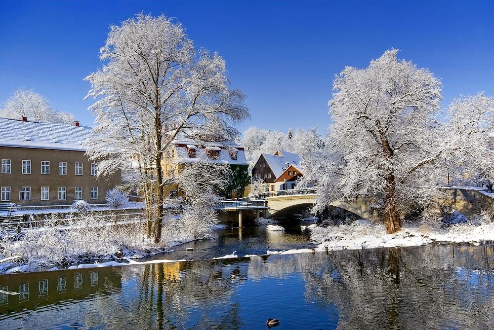 William Fernandes adotou a cidade de Bautzen, Alemanha, como seu novo lar.