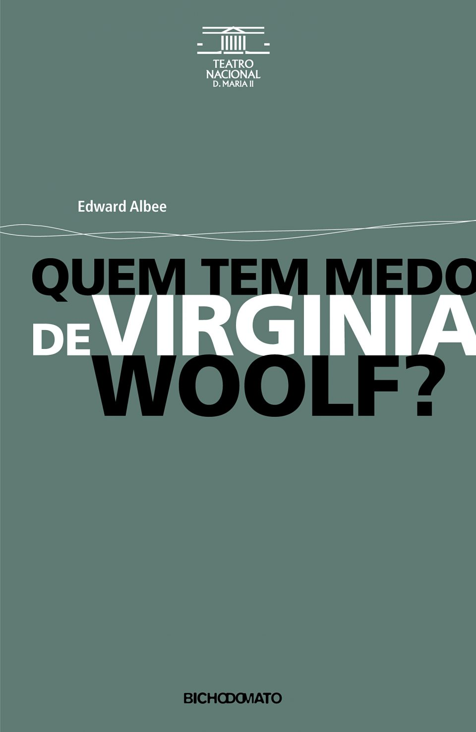 Qum tem Medo de Virgia Wolf?